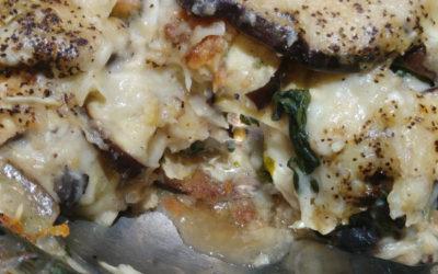Blanc Eggplant Lasagna