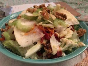 celeriac salad