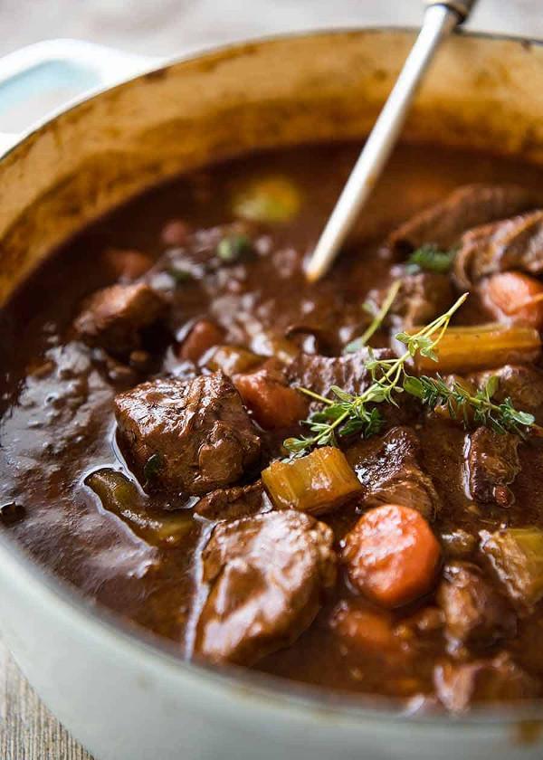 Irish Beef Guinness Stew 6